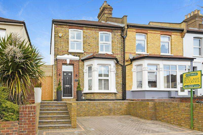 3 Bedrooms End Of Terrace House for sale in Rochester Way, Eltham, SE9 1RW