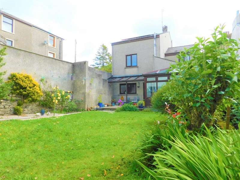 3 Bedrooms Detached House for sale in Sea View, Ulverston