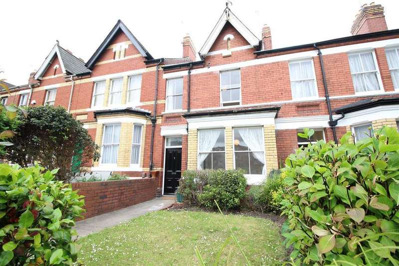 3 Bedrooms Terraced House for sale in Clifton Road, Newport