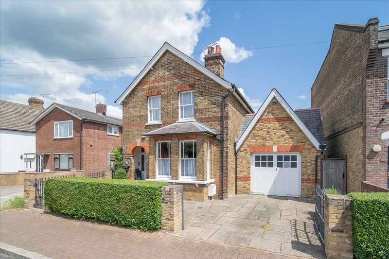 4 Bedrooms Detached House for sale in Walton Road, Hoddesdon