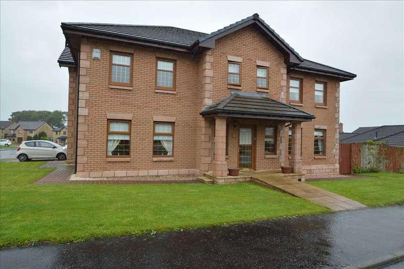5 Bedrooms Detached House for sale in Ravenshall, Glen Noble, Cleland