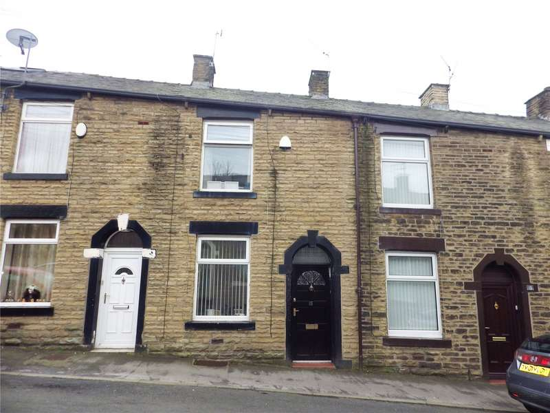 2 Bedrooms Terraced House for sale in Greaves Street, Mossley, OL5