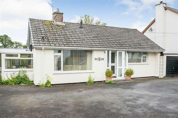 2 Bedrooms Detached Bungalow for sale in Pontrhydfendigaid, Pontrhydfendigaid, Ystrad Meurig, Ceredigion