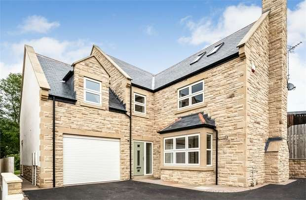 5 Bedrooms Detached House for sale in Lydgate Lane, Wolsingham, Bishop Auckland, Durham