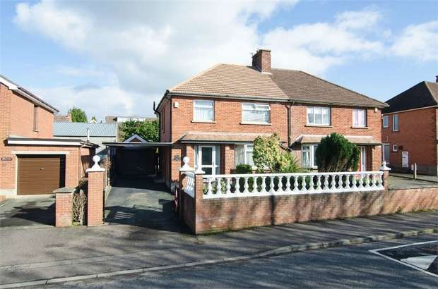 3 Bedrooms Semi Detached House for sale in Beechill Road, Belfast, County Down