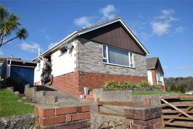 2 Bedrooms Detached Bungalow for sale in Penwill Way, Paignton, Devon