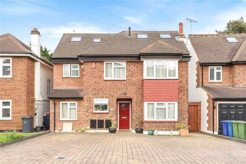 6 Bedrooms Detached House for sale in Murray Crescent, Pinner, Middlesex, HA5