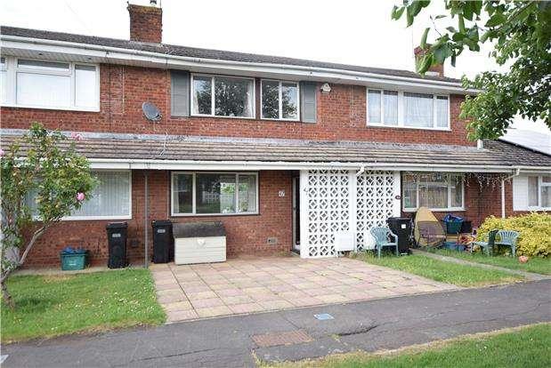 3 Bedrooms Terraced House for sale in Maple Walk, Keynsham, BRISTOL, BS31 2SB