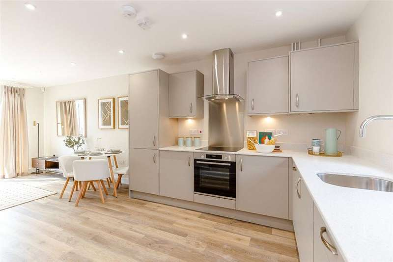 2 Bedrooms Apartment Flat for sale in Steel Hill, Newtown Road, Newbury, Berkshire, RG14