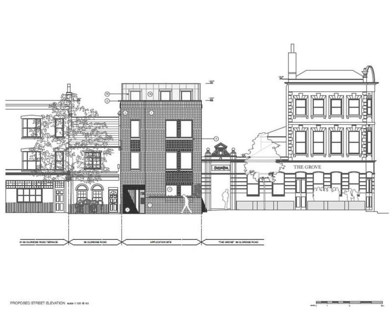 7 Bedrooms Land Commercial for sale in Oldridge Road Balham London SW12