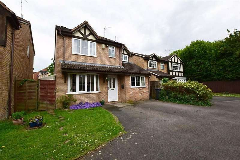 4 Bedrooms Detached House for sale in Wigmore Close, Abbeymead, Gloucester, Gloucester
