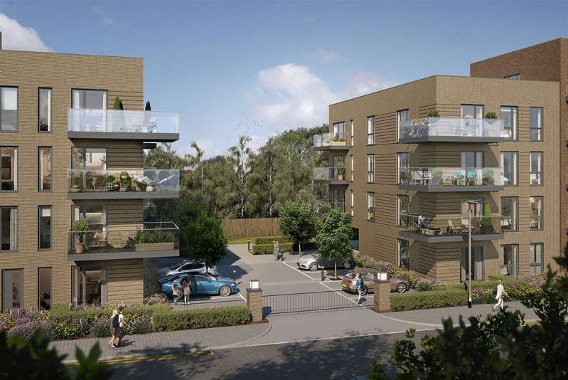 Property for sale in Fairwood Place, Borehamwood, WD6