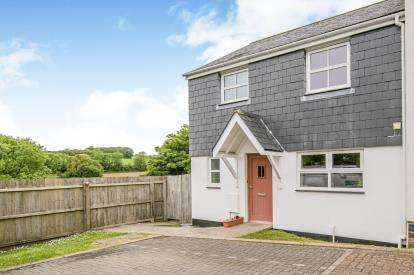 3 Bedrooms End Of Terrace House for sale in Tower Park, Fowey, Cornwall