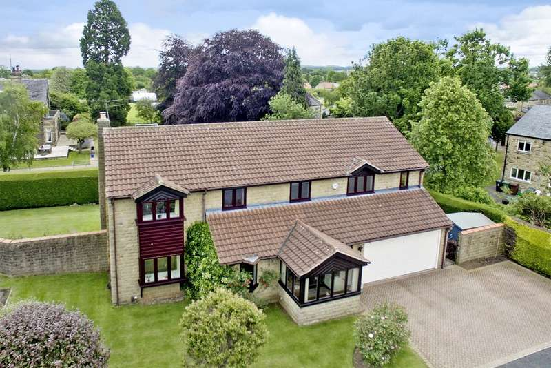 5 Bedrooms Detached House for sale in Fieldhead Paddock, Boston Spa, LS23