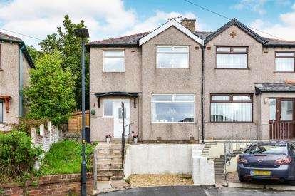 3 Bedrooms Semi Detached House for sale in Wensley Drive, Lancaster, Lancashire, LA1