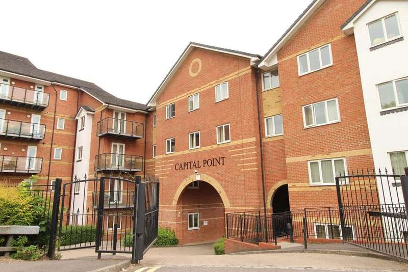 2 Bedrooms Apartment Flat for sale in Capital Point, Reading