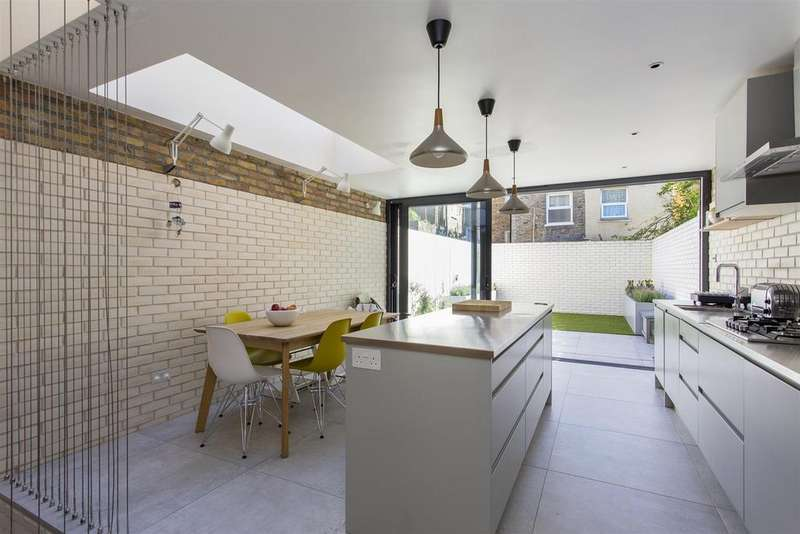 4 Bedrooms Terraced House for sale in Barretts Grove, Stoke Newington