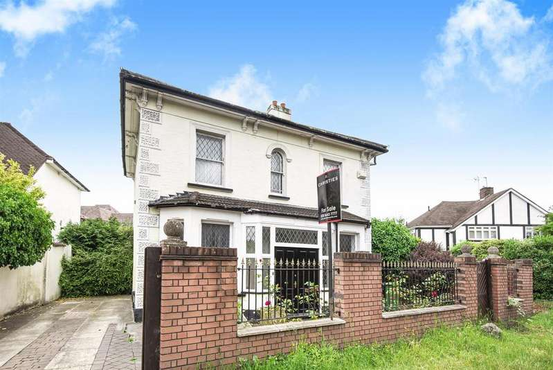 5 Bedrooms Detached House for sale in Epsom Road, Epsom