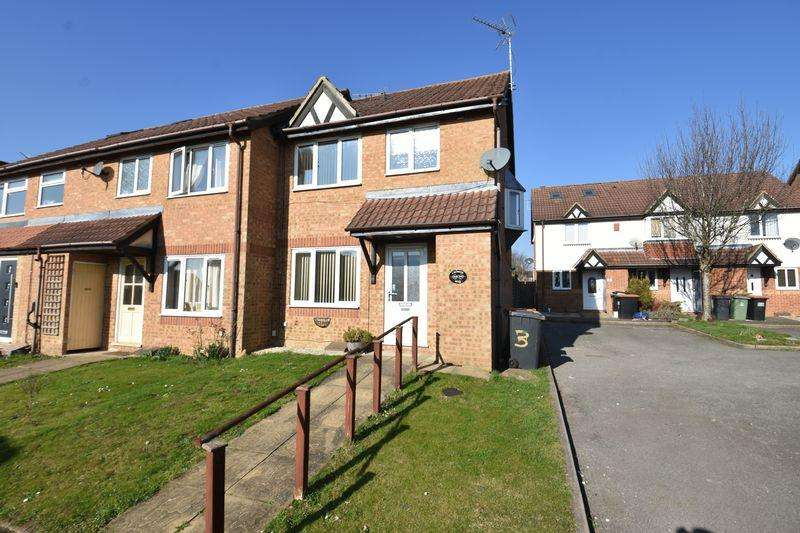 3 Bedrooms End Of Terrace House for rent in Cromer Way, Luton