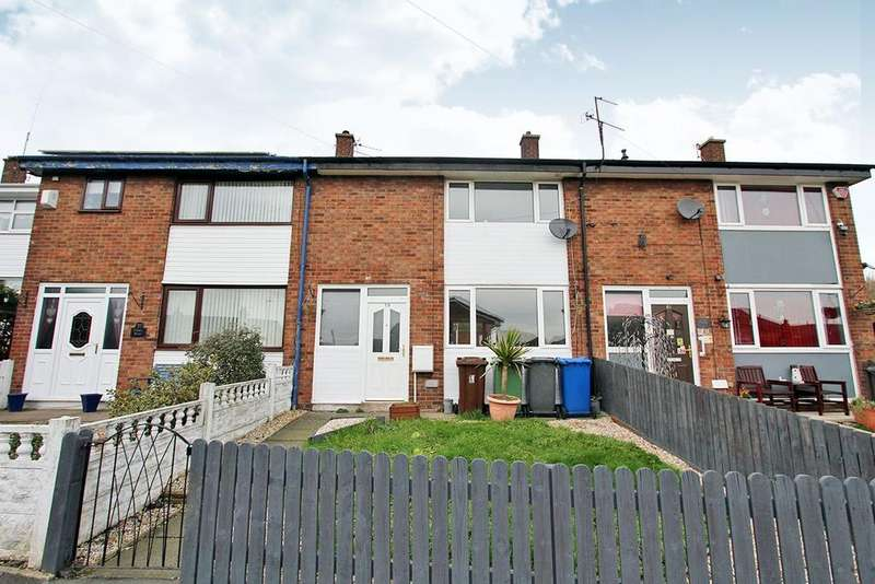 2 Bedrooms Terraced House for sale in Priory Road, Ashton-in-Makerfield, Wigan, WN4 9UP