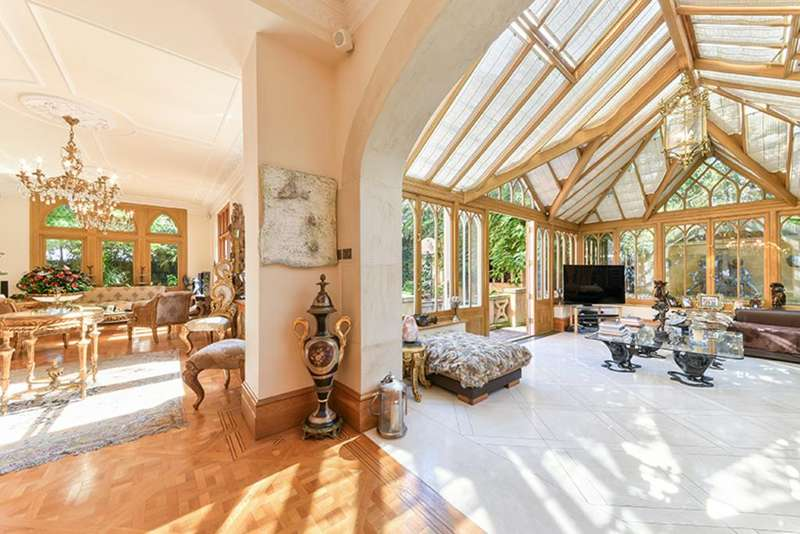 7 Bedrooms Detached House for sale in Stamford Brook Road, Stamford Brook, London, W6