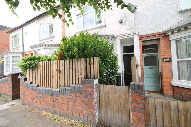 3 Bedrooms Terraced House for sale in Upperton Road, Leicester
