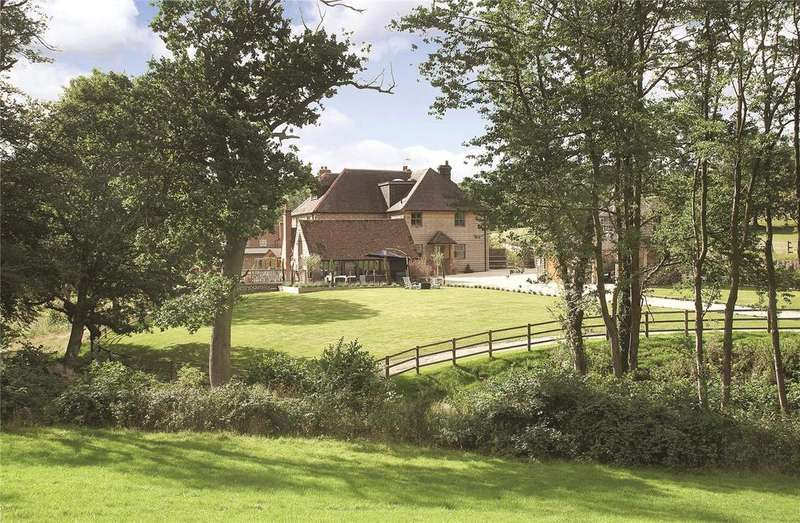 6 Bedrooms Detached House for sale in Frieth, Henley-on-Thames, Oxfordshire, RG9