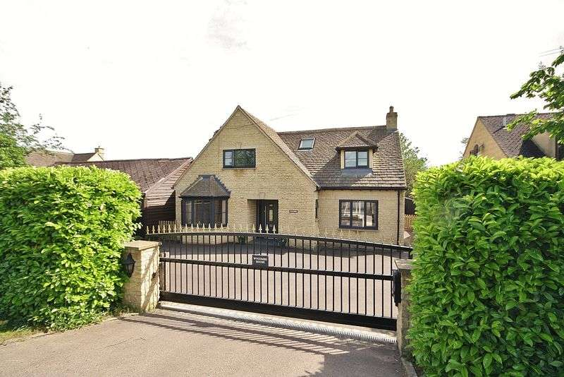 4 Bedrooms Property for sale in Burford Road, Minster Lovell