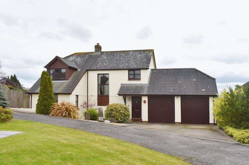3 Bedrooms Property for sale in The Village Wembworthy, Chulmleigh