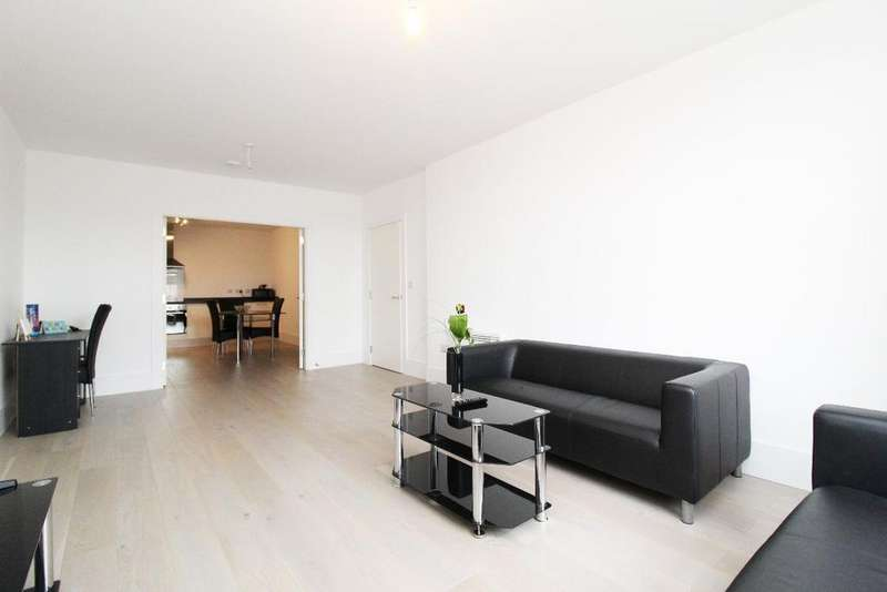 2 Bedrooms Apartment Flat for sale in Albion House, Lime Street, Bedford MK40