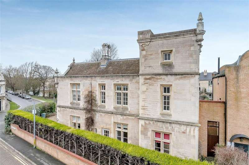 3 Bedrooms Semi Detached House for sale in Welland Lodge, Water Street, Stamford, Lincolnshire