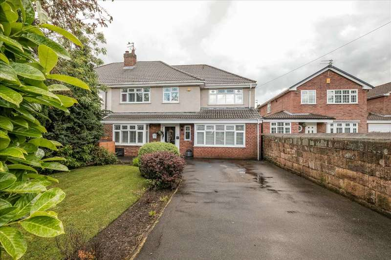 5 Bedrooms Semi Detached House for sale in St James Road, Rainhill, Rainhill