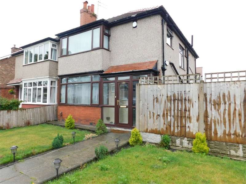 3 Bedrooms Semi Detached House for rent in South Parade, Crosby, LIVERPOOL, Merseyside