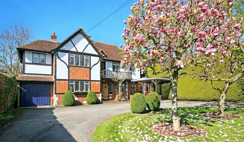 4 Bedrooms Detached House for sale in 29 & Land to Rear and Side, Slough Road, Datchet, Slough, Berkshire, SL3 9AP