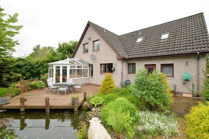 4 Bedrooms Detached Villa House for sale in Almond Grove, East Calder, West Lothian, EH53 0HG