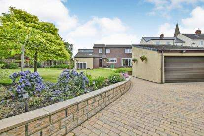 4 Bedrooms Detached House for sale in The Dene, West Rainton, Houghton Le Spring, Durham, DH4