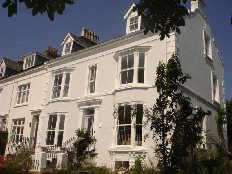 4 Bedrooms Town House for sale in St Annes Crescent, Lewes