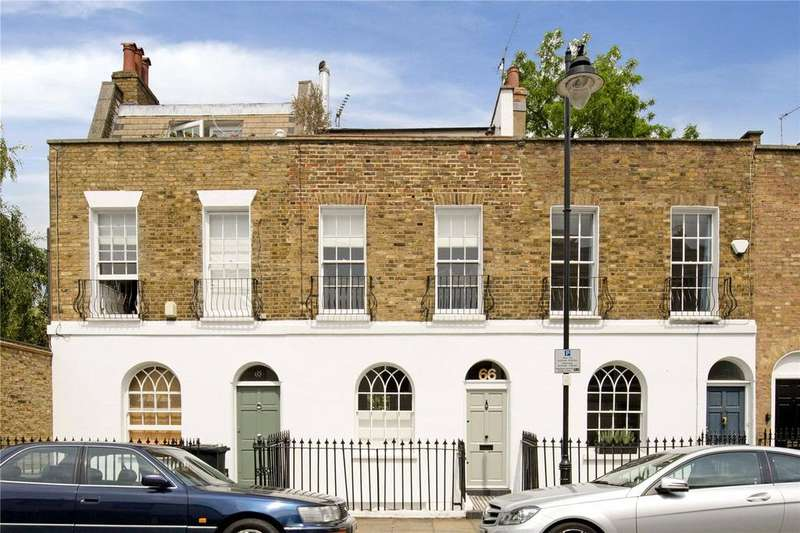 2 Bedrooms House for sale in Brooksby Street, Barnsbury, London
