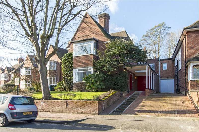 6 Bedrooms House for sale in Lawn Road, London, NW3