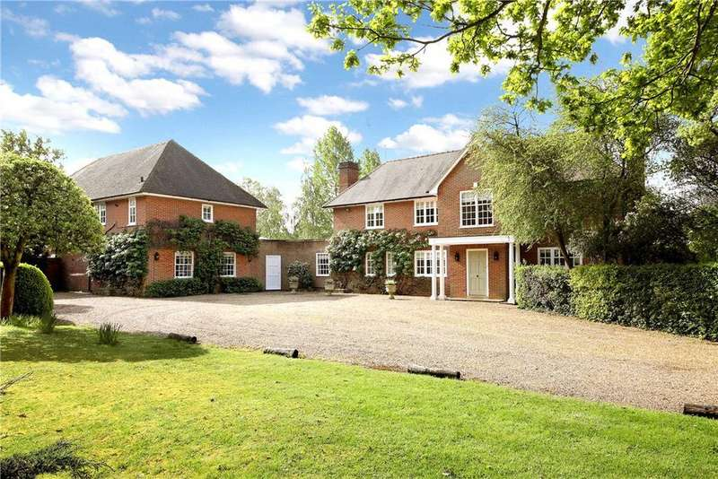 5 Bedrooms House for sale in Hodge Lane, Hatchet Lane, Winkfield, Windsor, SL4
