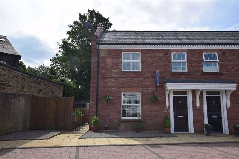 2 Bedrooms Semi Detached House for sale in Woodland View, Godley
