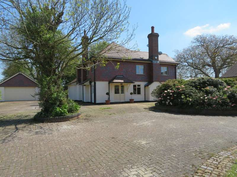 4 Bedrooms Detached House for sale in Jekils Gate, Fleet Fen, Holbeach, Lincs, PE12 8QS