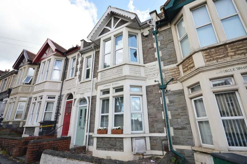 3 Bedrooms Terraced House for sale in Sandy Park Rd, Brislington, BS4