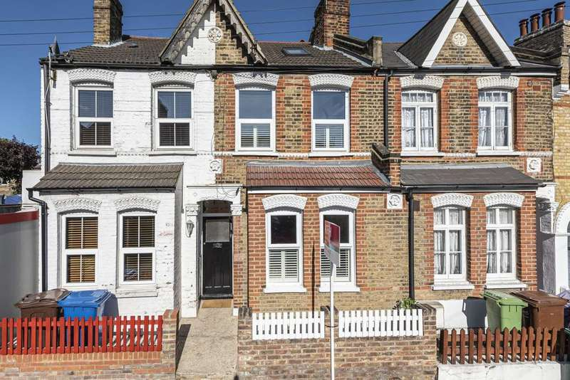 3 Bedrooms Terraced House for sale in Borland Road, Upper Nunhead