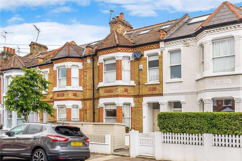 5 Bedrooms Terraced House for sale in Cornwall Grove, Chiswick, London, W4
