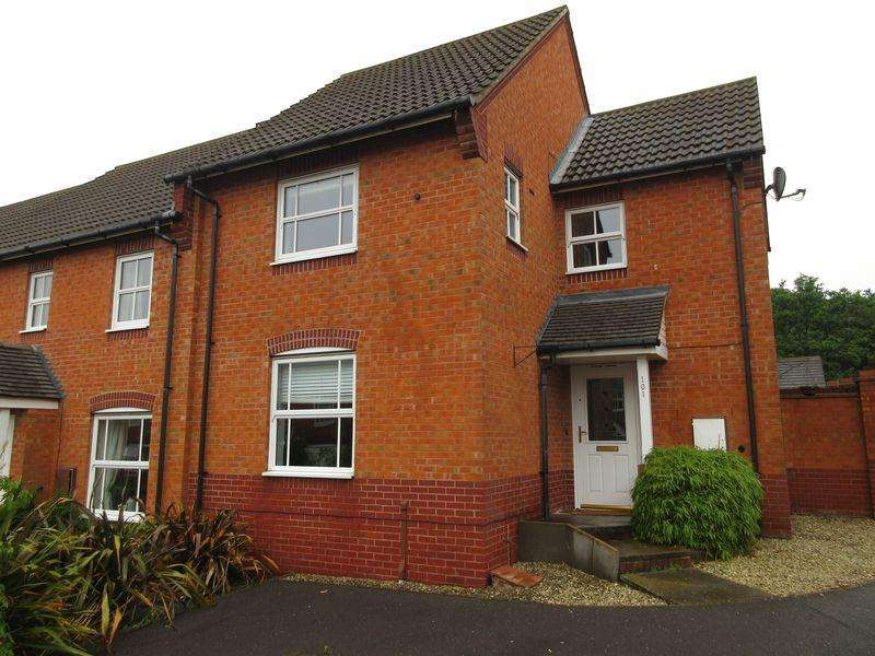 3 Bedrooms Semi Detached House for sale in Staples Drive, Coalville
