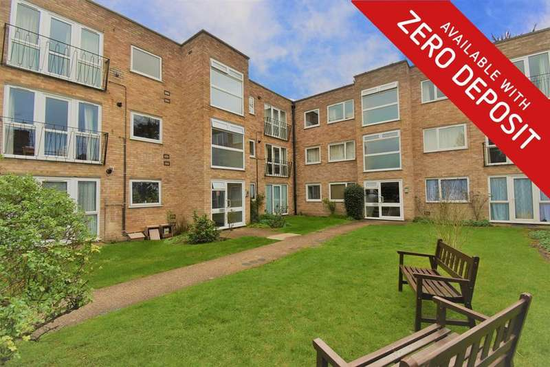 2 Bedrooms Apartment Flat for rent in Riseley Road, Maidenhead, SL6