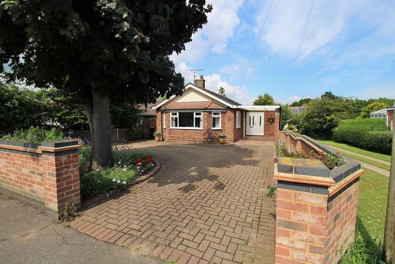 3 Bedrooms Detached Bungalow for sale in Rowhedge Road, COLCHESTER, CO2