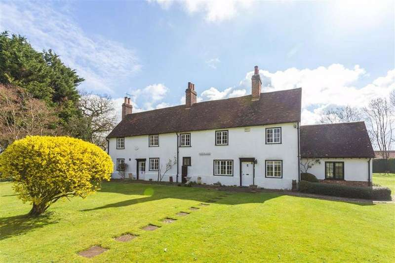 7 Bedrooms Country House Character Property for sale in Cole Green, Hertford, Hertfordshire