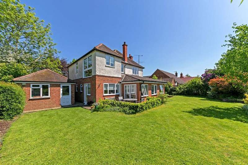 4 Bedrooms Detached House for sale in East Street, Lilley, Hitchin , LU2